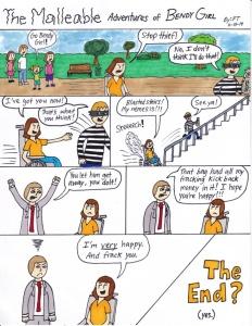 @FewArePict 's cartoon 1 by TheHistoryTwins