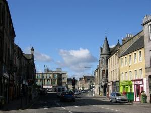 Dalkieth High Street