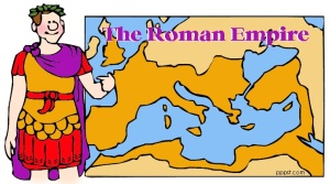 The Roman Empire minus Alba