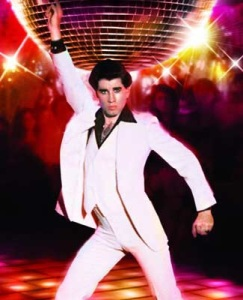 Jim as John Travolta :-)