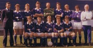 QOS team 76/77 season